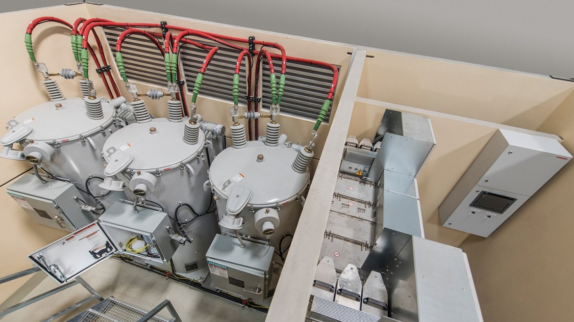 Line Voltage regulator