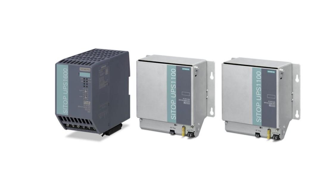 SITOP DC UPS modules
