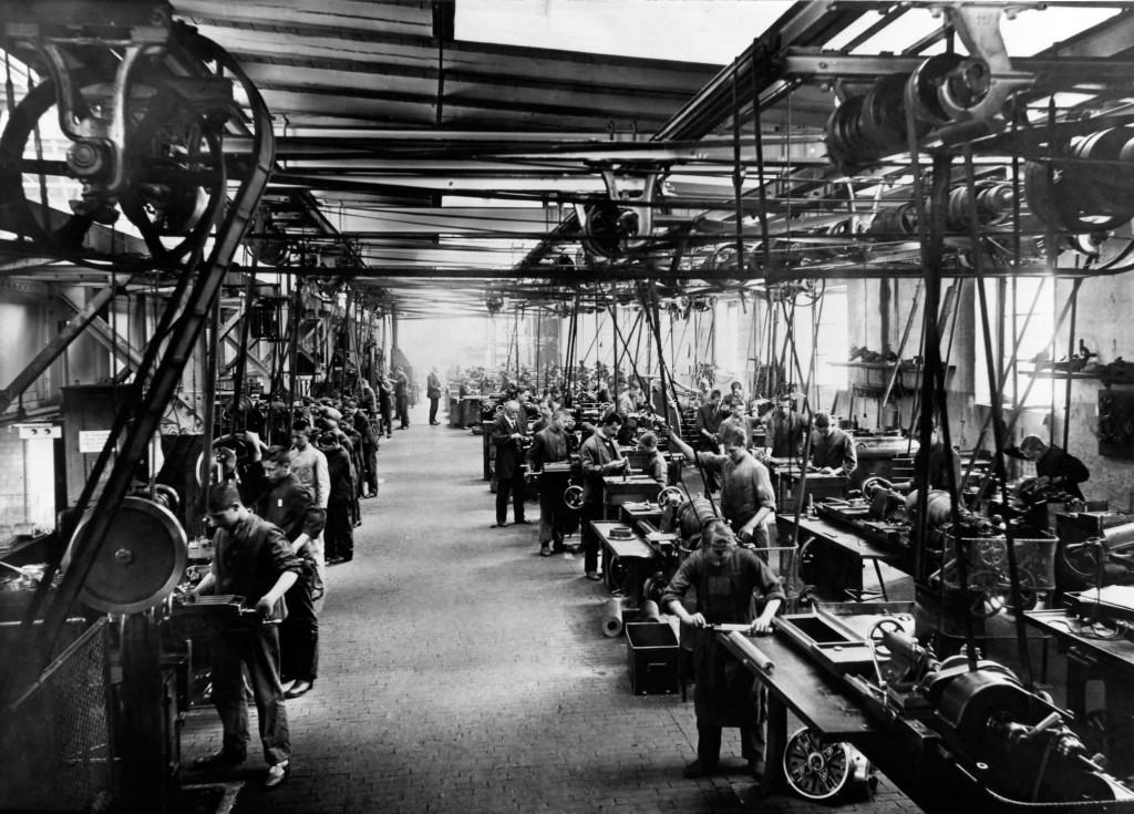 125 Jahre Ausbildung - Historische Aufnahmen