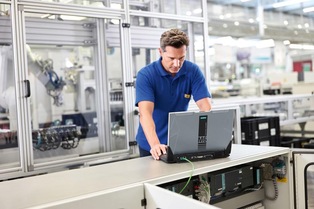 Leistungsstarkes Programmiergerät mit robuster Hardware für das Mobile Engineering