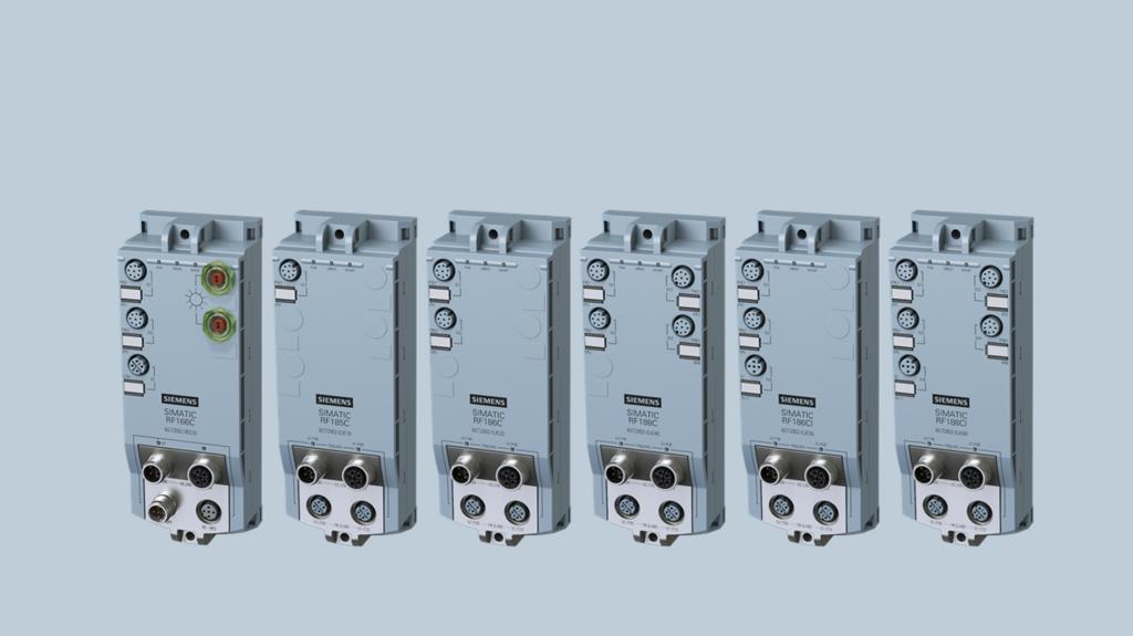 Erweiterte Funktionalität – Firmware-Update für Kommunikationsmodule Simatic RF100C