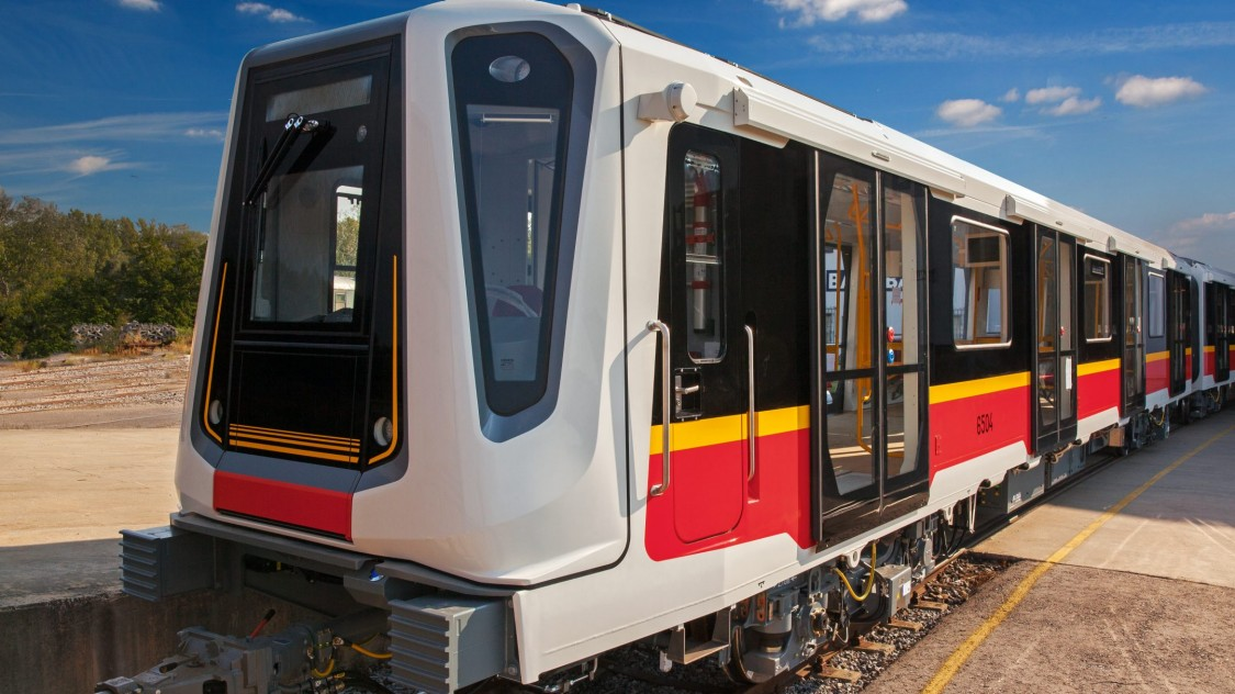 Metrô de Varsóvia