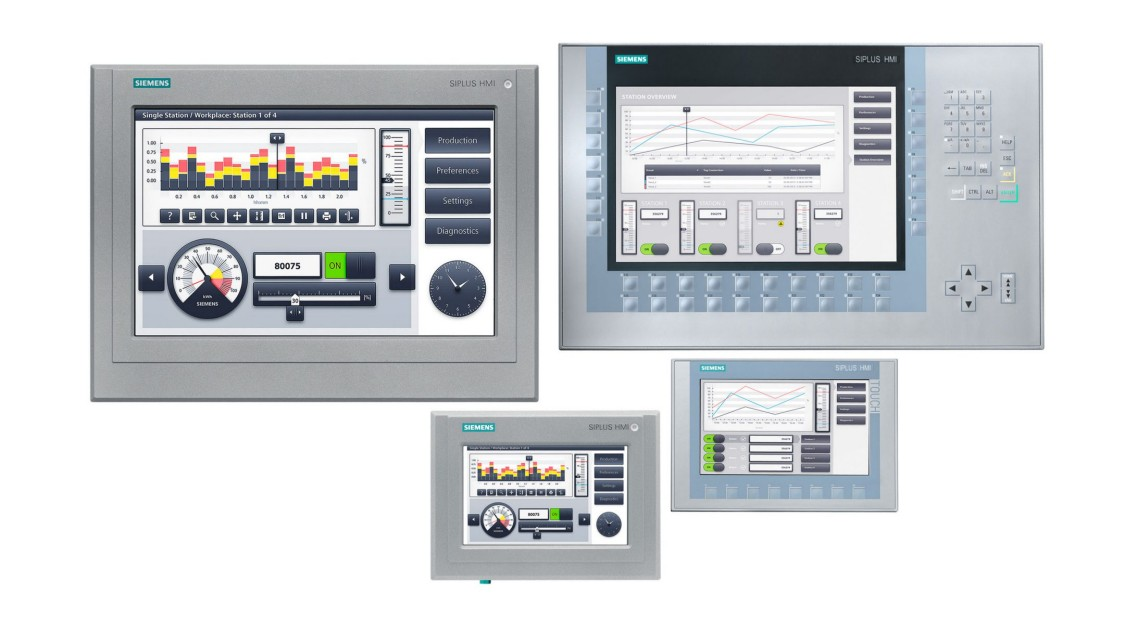 SIPLUS HMI Systeme