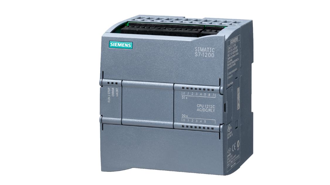 S7-1200 CPU 1212C AC/DC/RLY