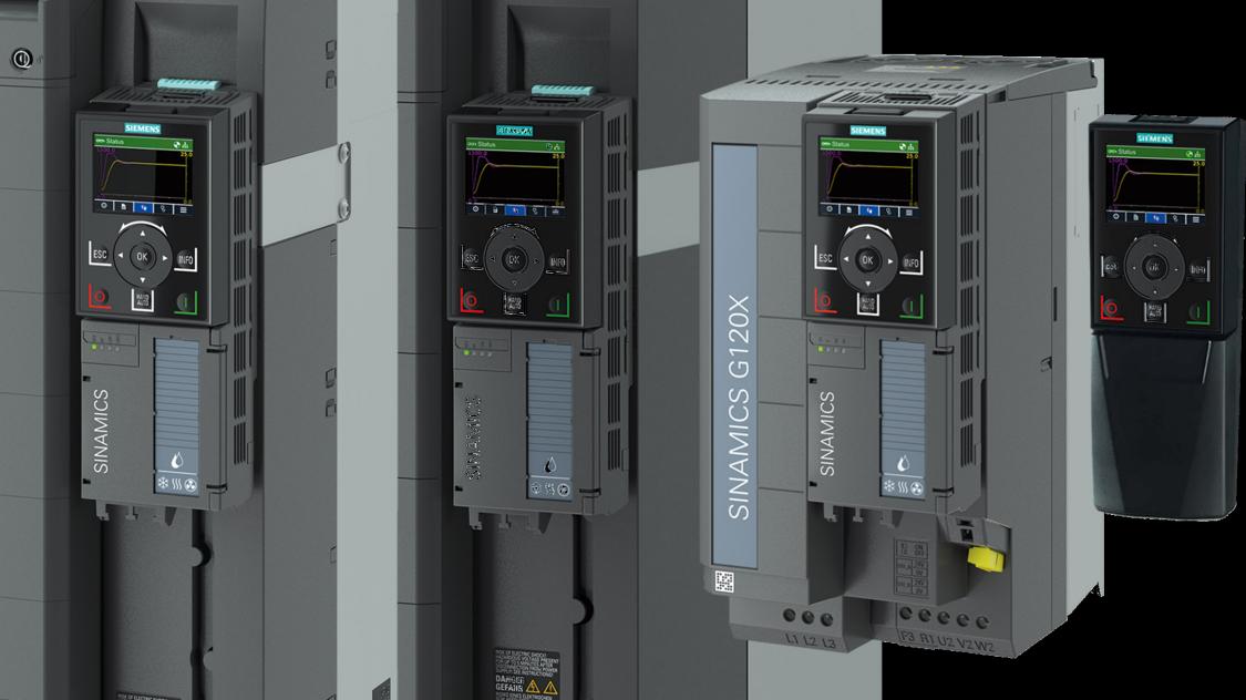 sinamics g120x - intelligent operator panel IOP-2