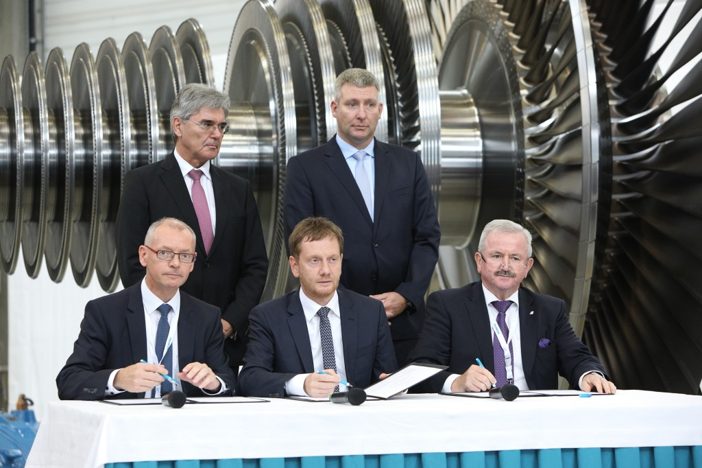 Siemens, Free State of Saxony and Fraunhofer sign future pact for Görlitz