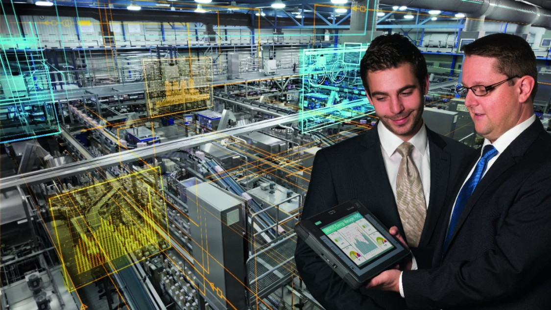 Zertifiziertes Energiemanagement für eine effizientere Pumpleistung