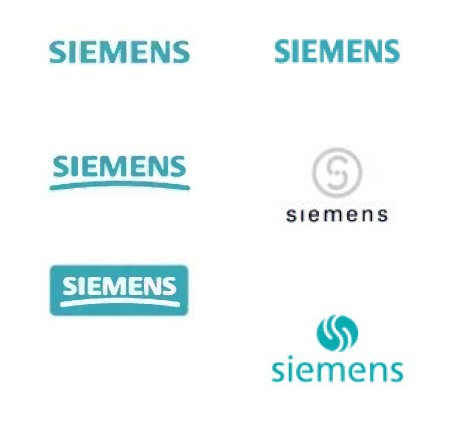 Siemens Logo Studien, 1998/99