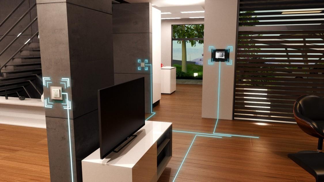 Модули LOGO!  для автоматизации зданий