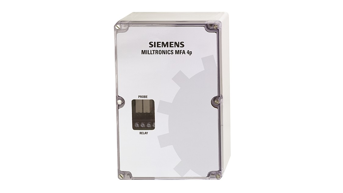 USA - Milltronics MFA 4p motion failure alarm controller