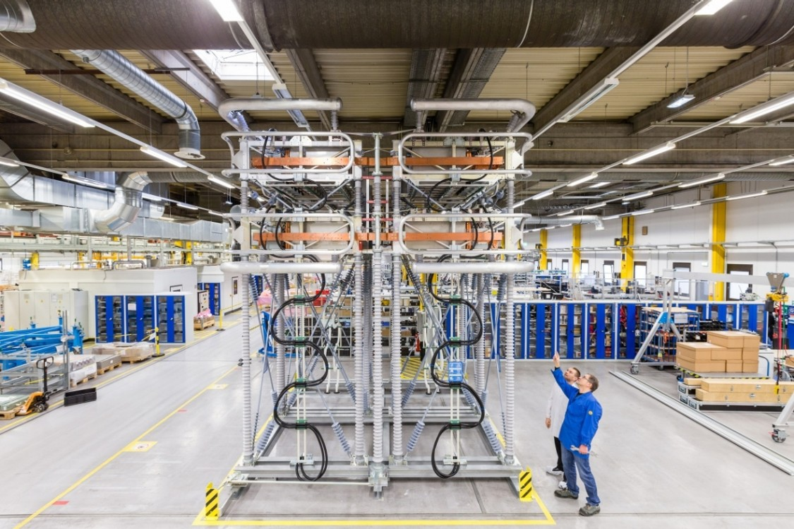 Energieeffiziente Produktion