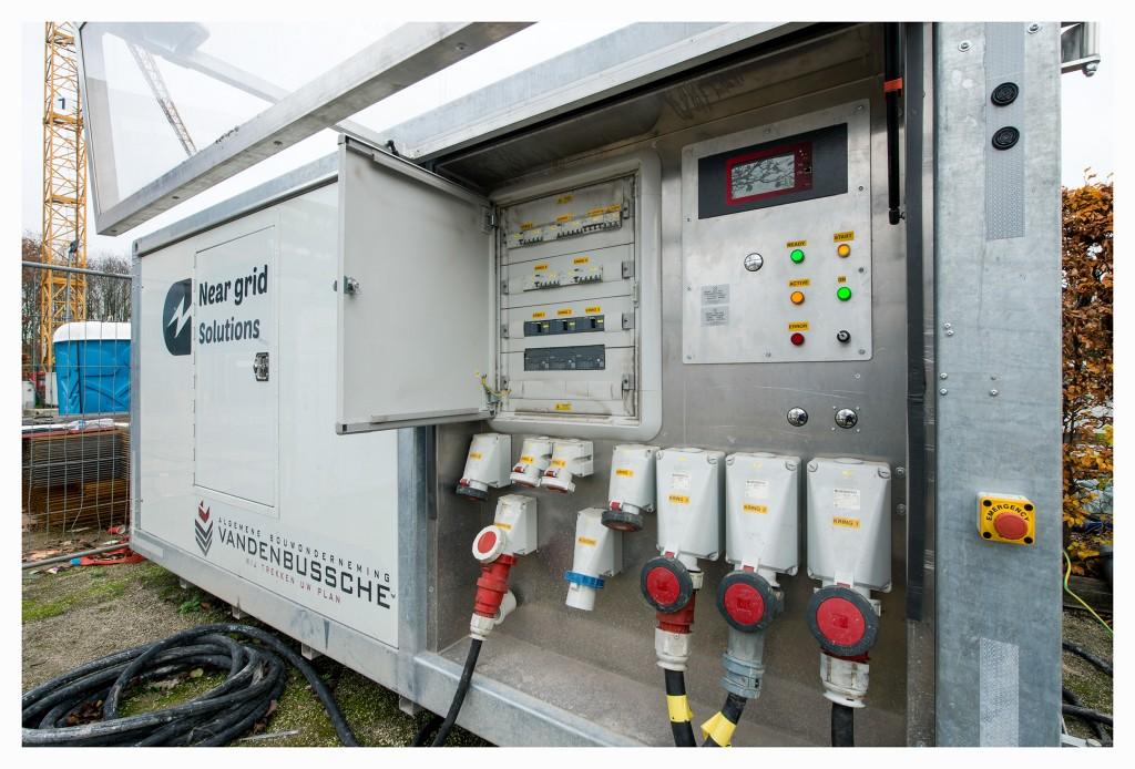 Near grid Solutions ontwikkelt groene en slimme werfbatterij met Siemens-technologie