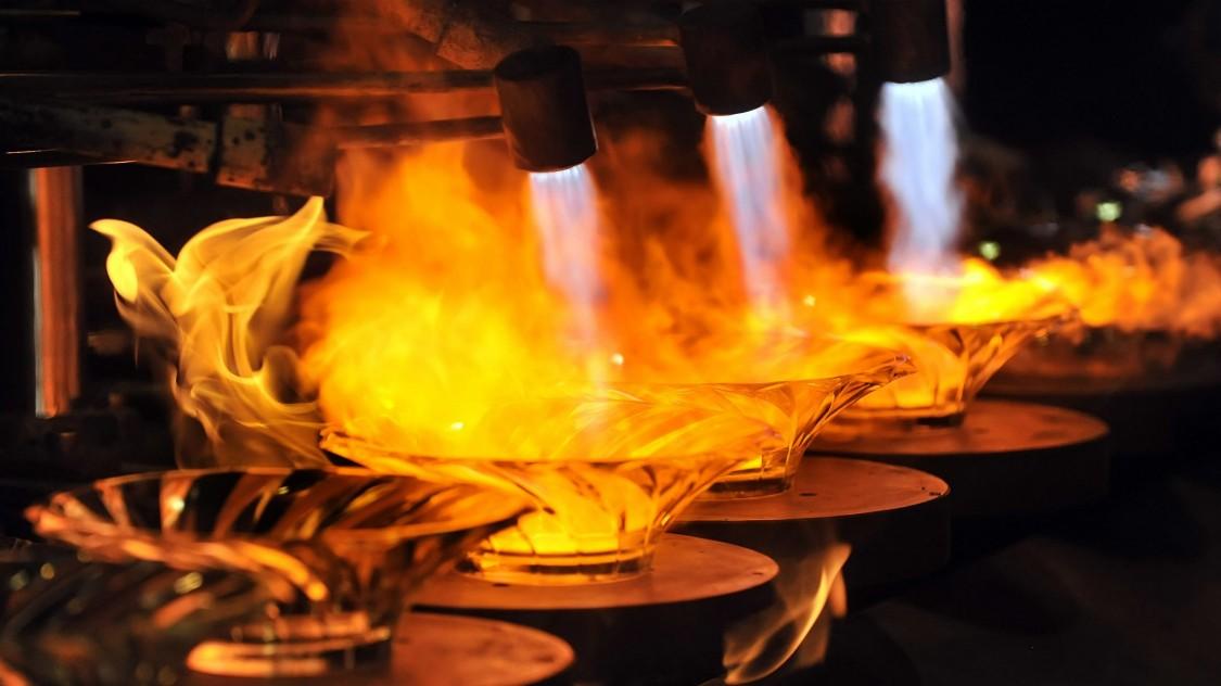 Řešení pro průmyslové hořáky