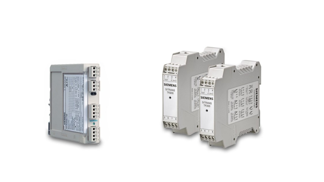 SITRANS TR - rail temperature transmitters