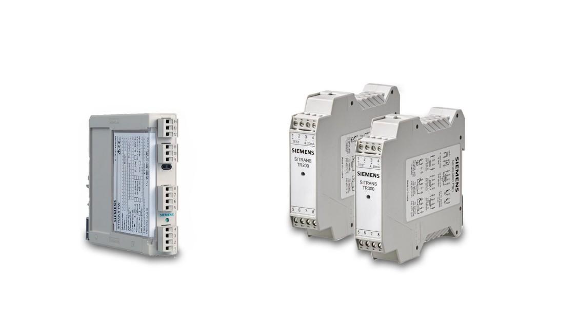 USA - SITRANS TR - rail temperature transmitters