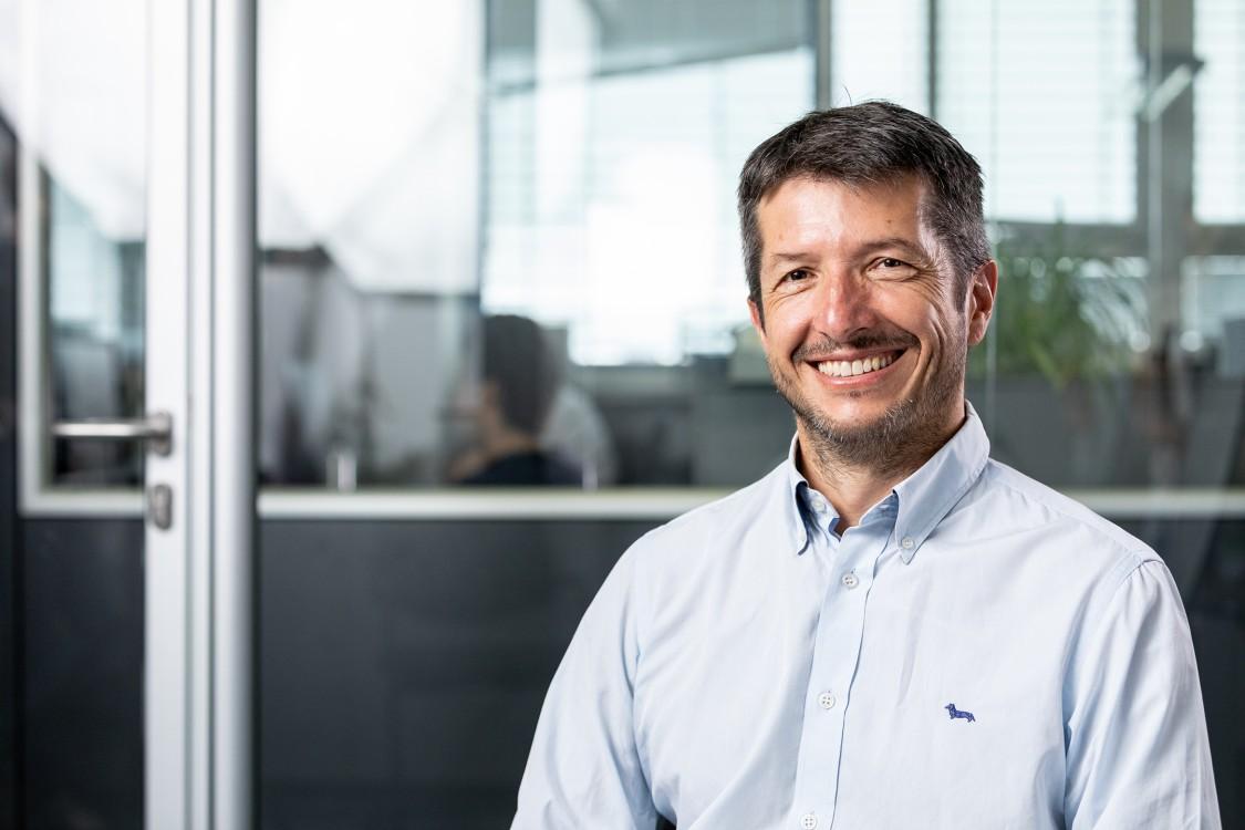 Günter Tschinkel,Leitner ropeways 的电气工程部主管