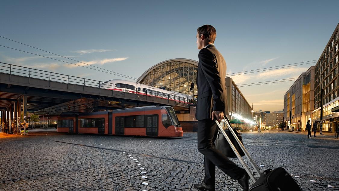Железнодорожный транспорт