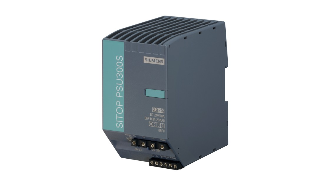 Product image SITOP PSU300S, 3-phase, DC 24 V/10 A