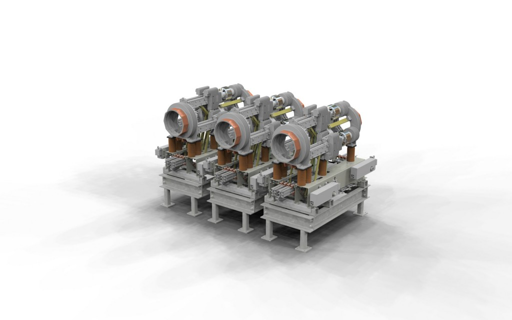 Siemens new generator circuit-breaker offers high level of customization