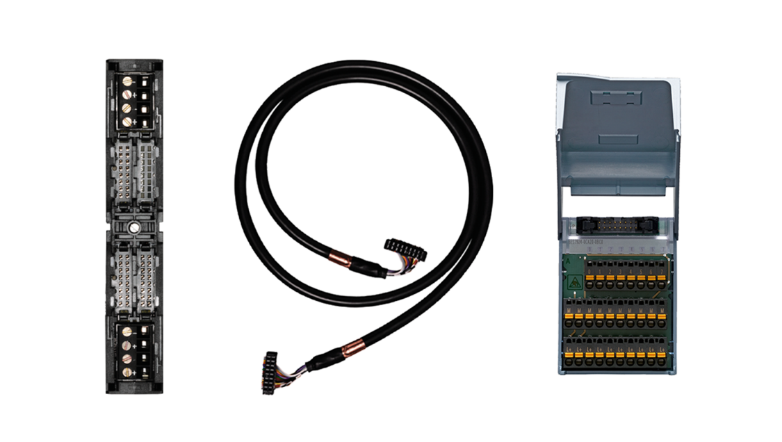 SIMATIC TOP connect – fully modular connection for SIMATIC S7-300 and ET 200M