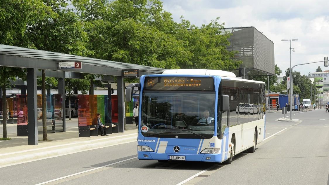 Sitraffic STREAM: Transporte público