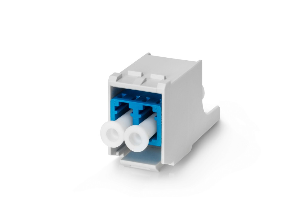 FC FO Coupler: Robust and reliable connection of LC FO cables in data centers with the FC FO coupler.