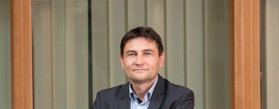 Olivier Riou, directeur du DEX