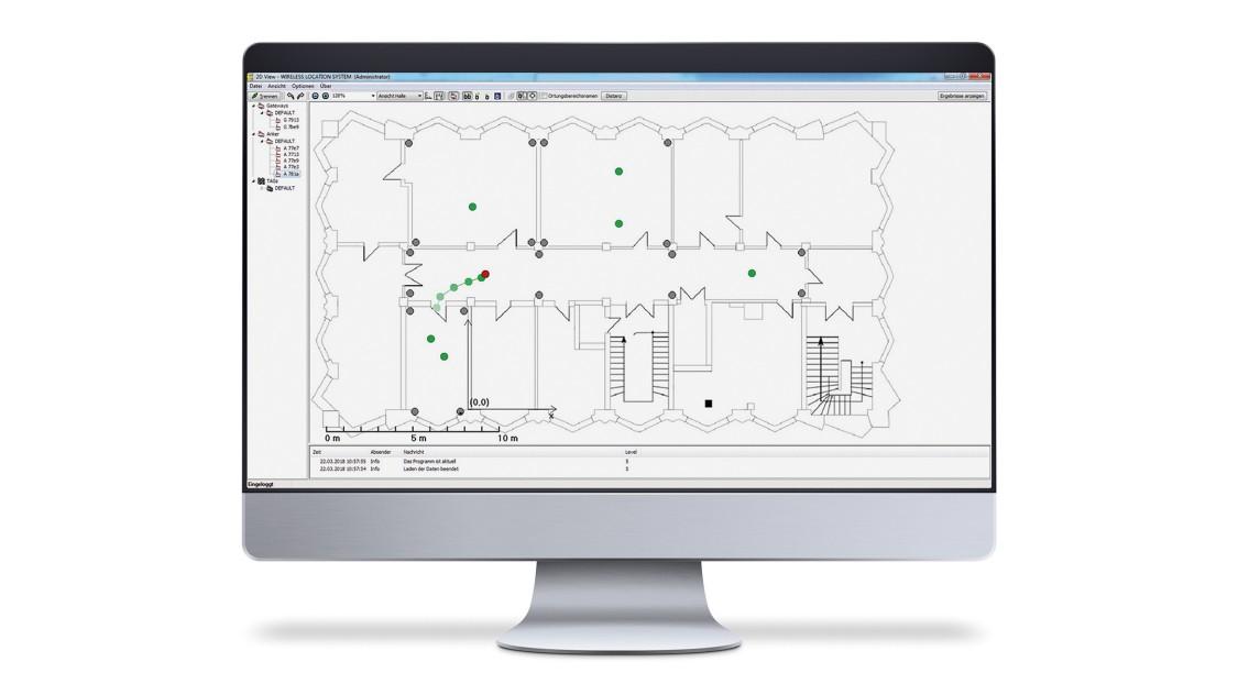 Siemens - rozwiązanie wspierające zachowanie dystansu w miejscu pracy