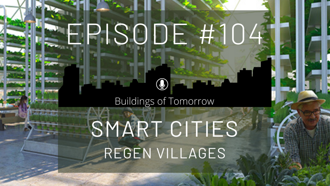 Buildings of Tomorrow podcast