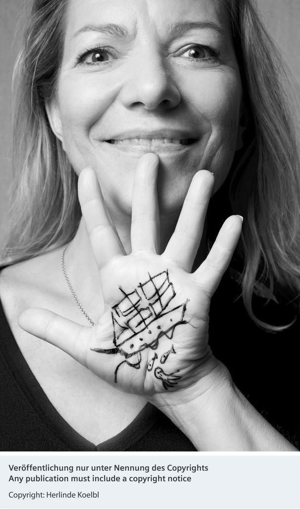 Portrait Antje Boetius - Siemens fördert neues Fotokunst-Projekt von Herlinde Koelbl