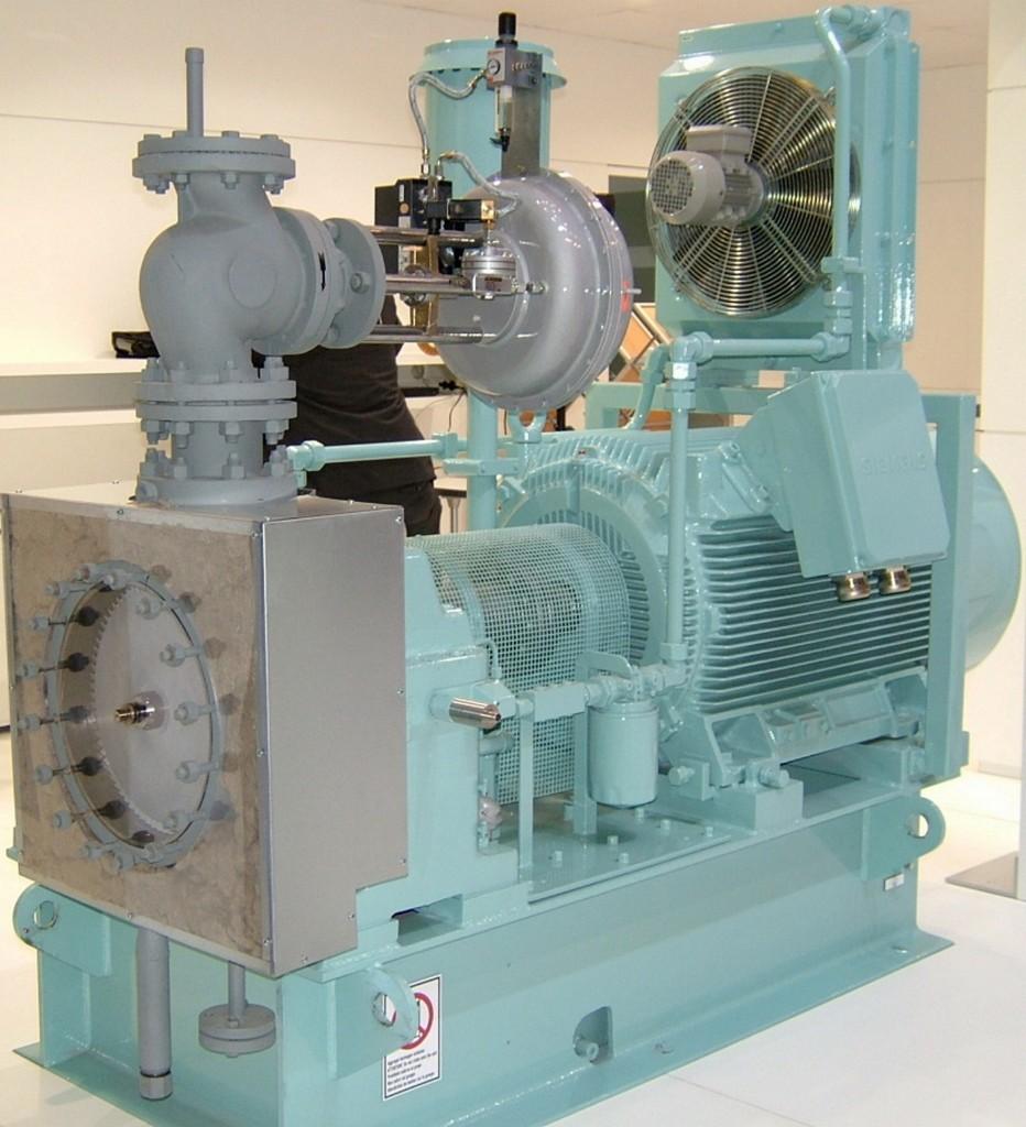 The Siemens SST-040