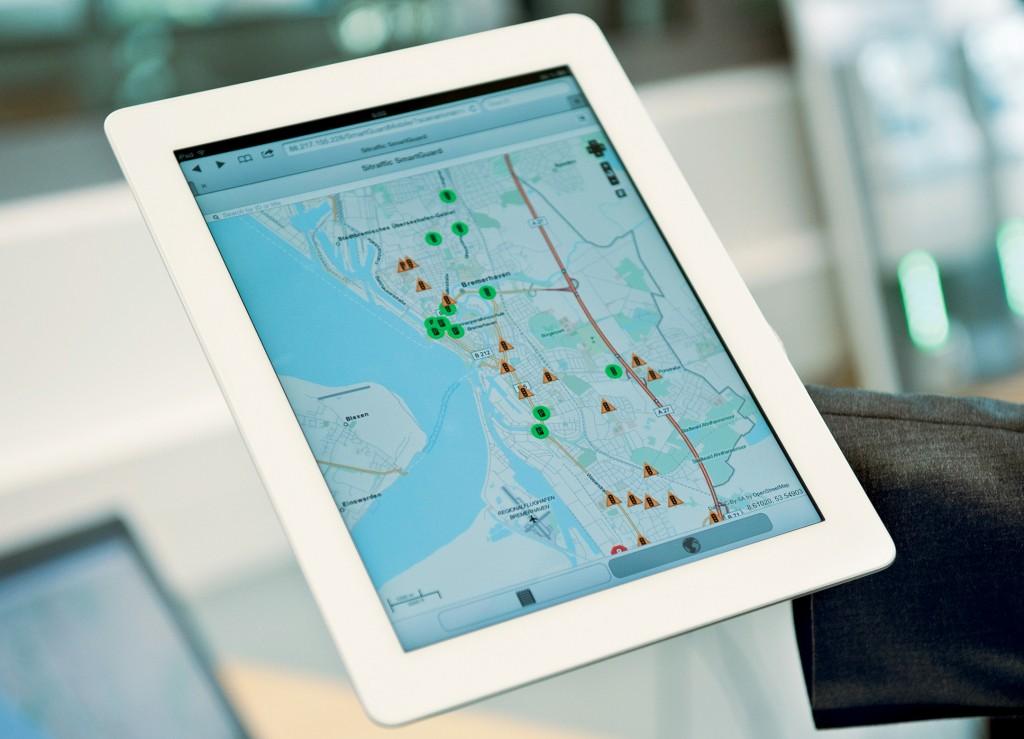 Sitraffic SmartGuard: Verkehrssteuerung per Cloud