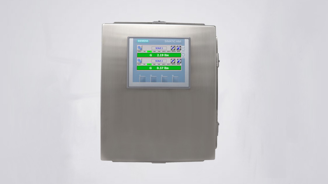 Dual Scale WT231-2 system - Siemens USA