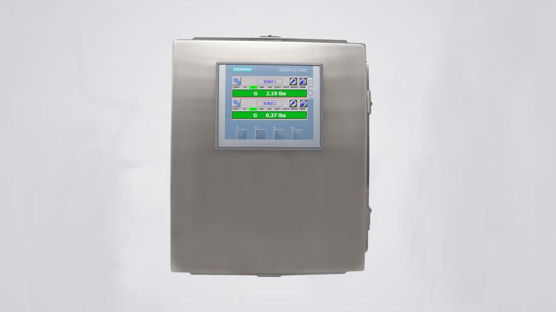 Dual Scale WT231-2 system - Siemens USA