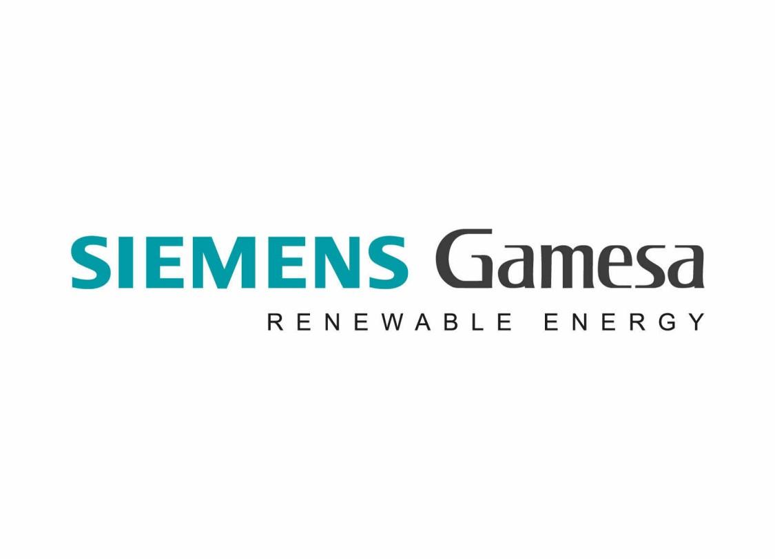 Siemens Gamesa logo, 2017