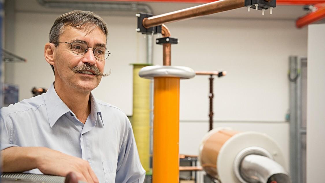 Inventor Werner Hartmann