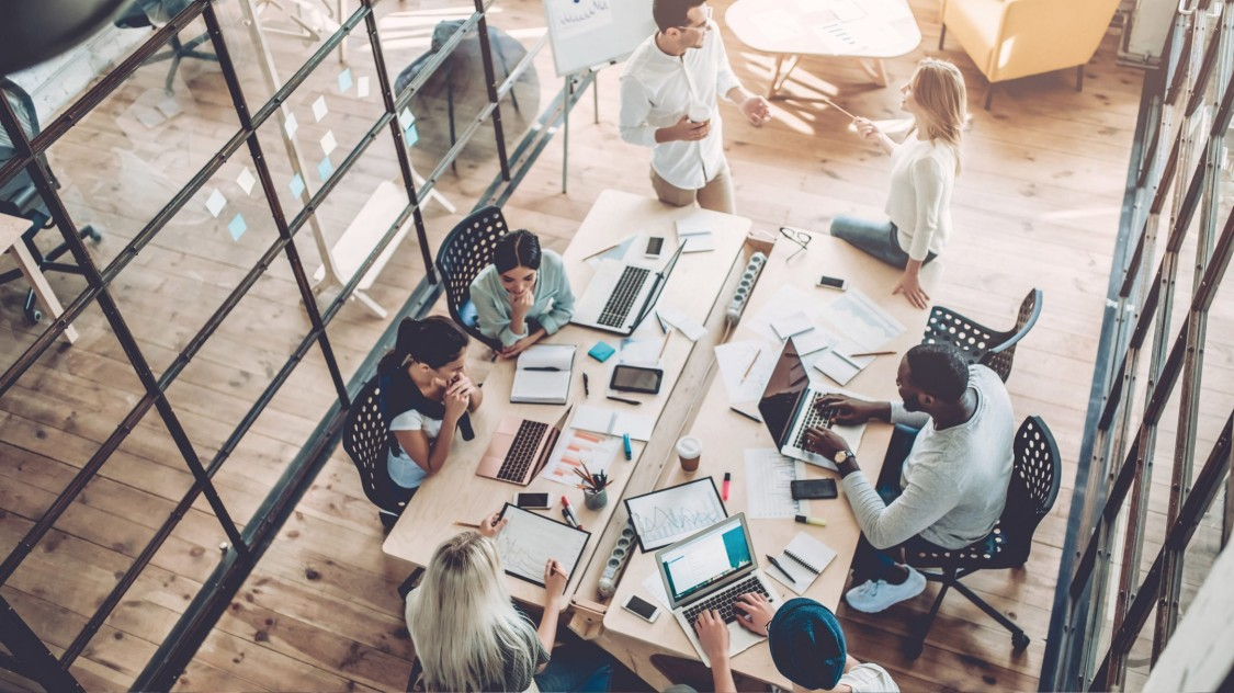 Smarta kontor – när kontoret blir en upplevelse