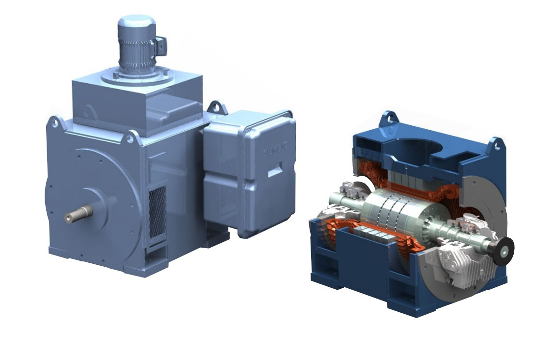 Conventional High Speed Motors