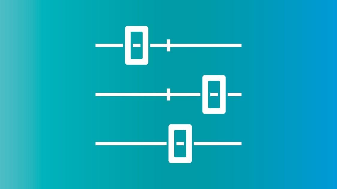 KNX Touch Control TC5 steuert Beleuchtung und HLK in smarten Gebäuden