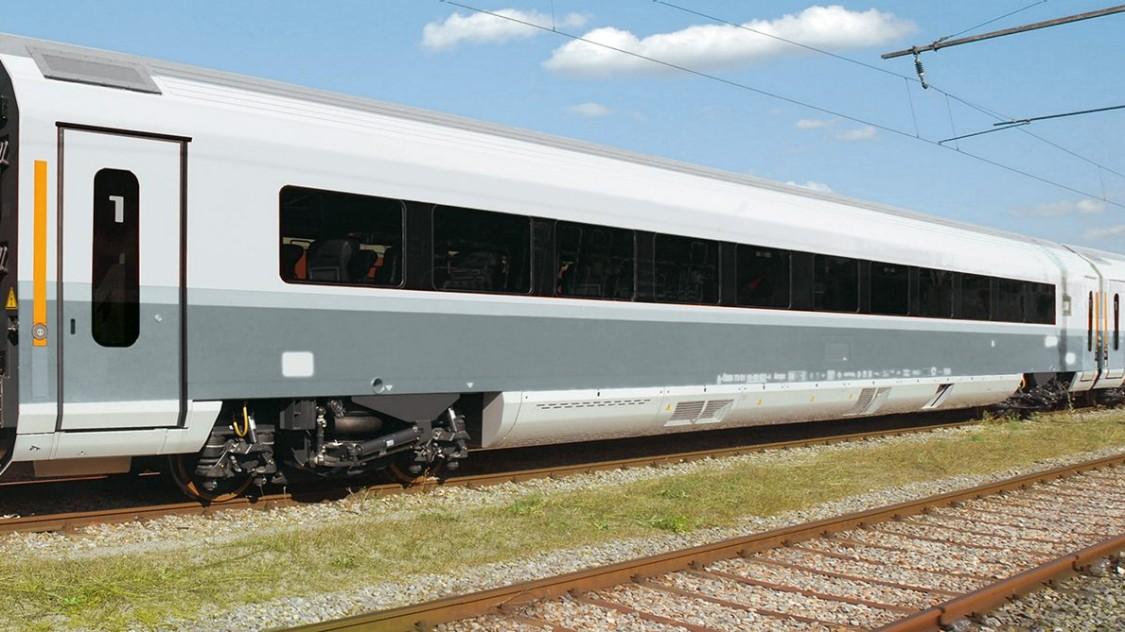 Viaggio Classic – RIC/UIC passenger coach platform