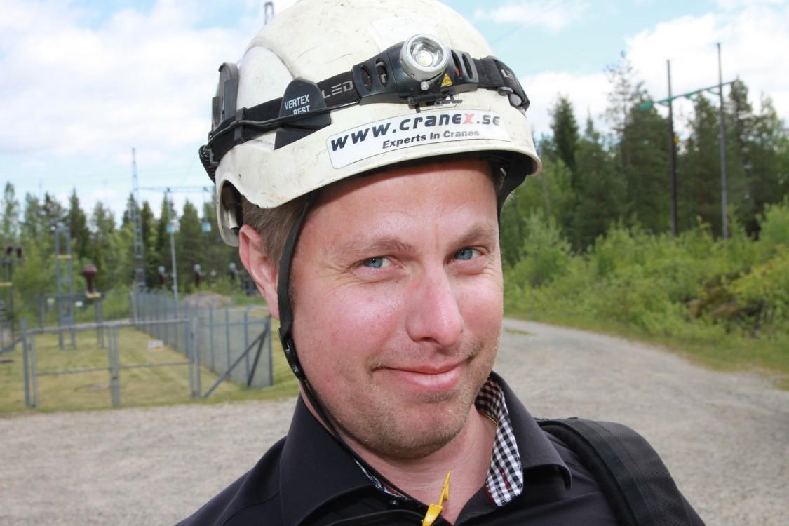 Digitaliserade säkerhetsfunktioner görCranexredo för Industri 4.0