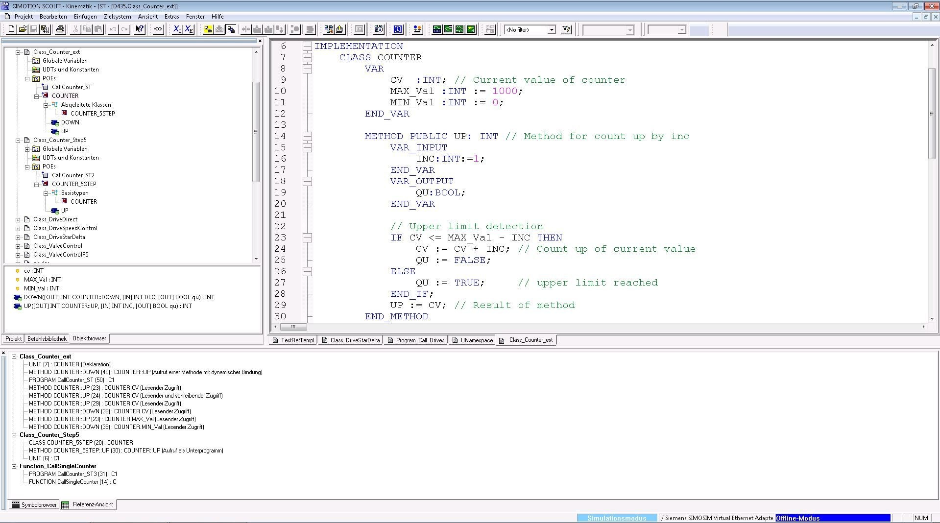 Scout Engineering Software Simotion Software Global