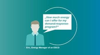 Para gestores de energia: