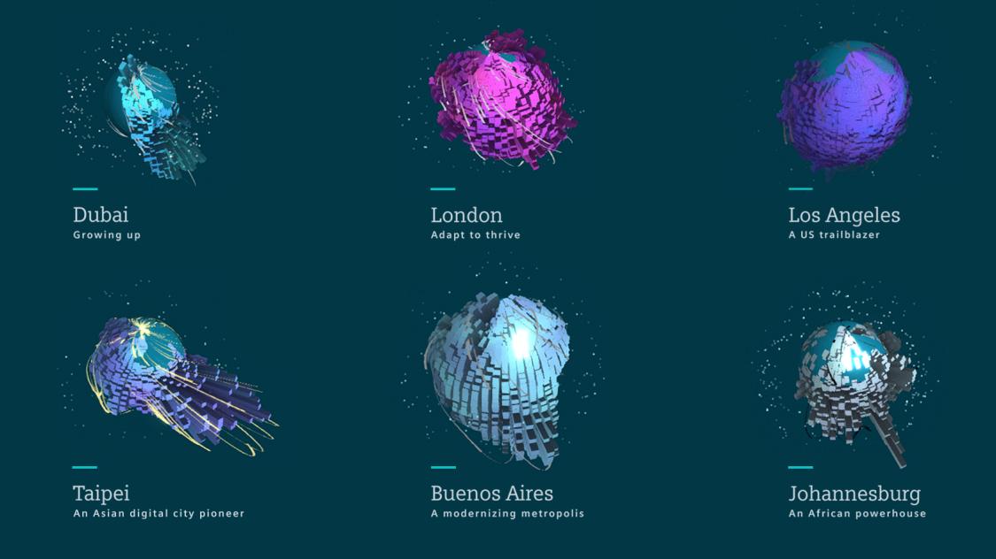 Die Auswirkungen der Digitalisierung auf die Städte
