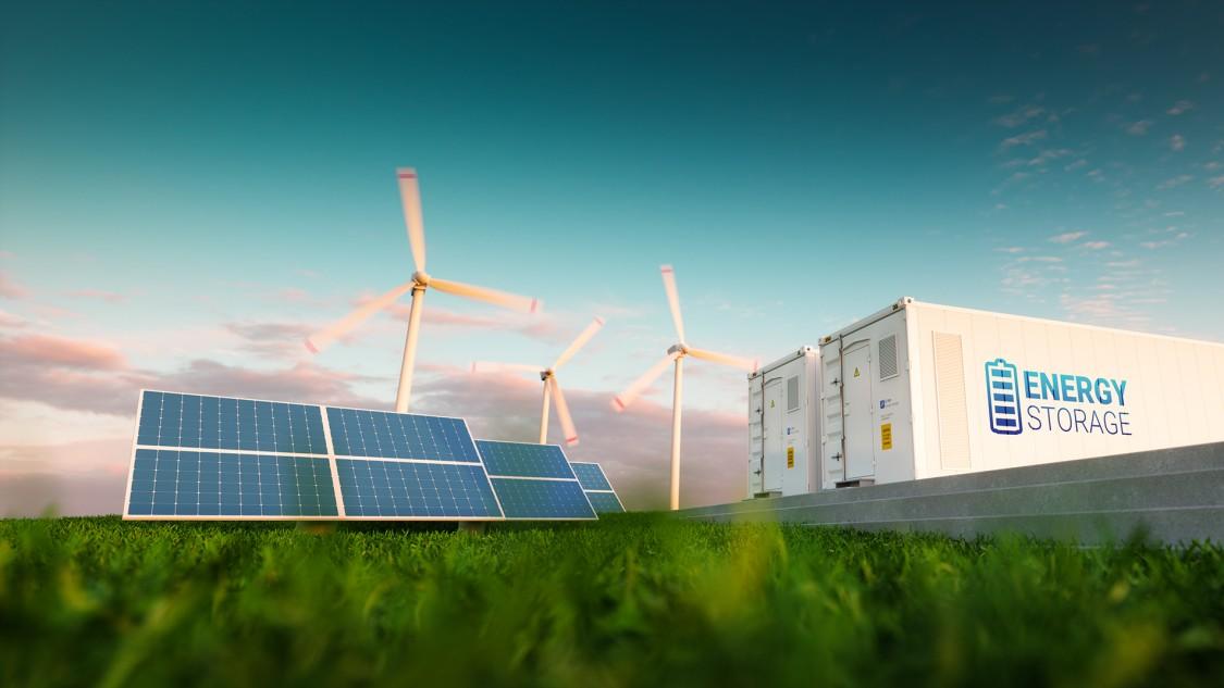 Siemens Gebäudetechnik | Data Center | Zuverlässiger Brandschutz für Batterien