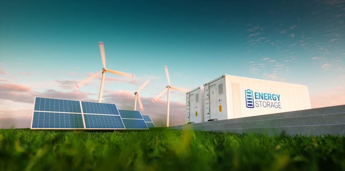 Siemens | Brandschutz für Lithium-Ionen-Batteriespeicher