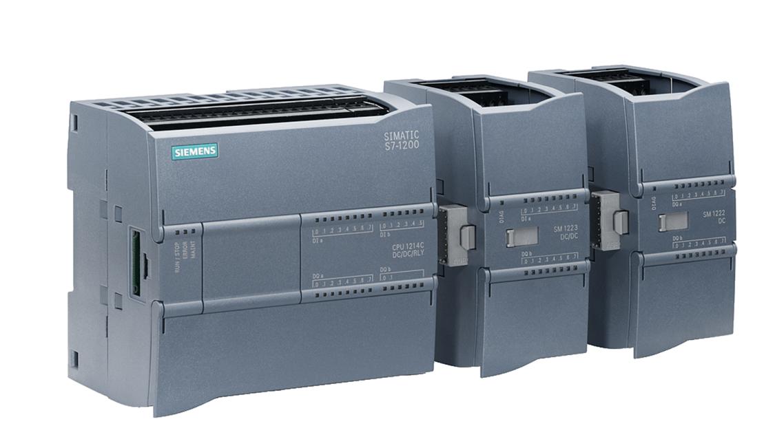 SIMATIC S7-1200 Signal modules
