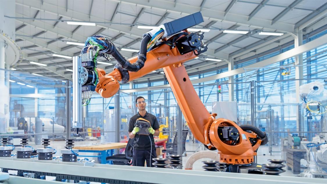 AI-enhanced robotics and the future of manufacturing