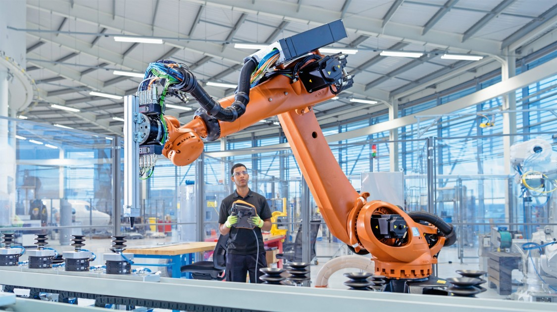 AI-enhanced robotics and the future of manufacturing