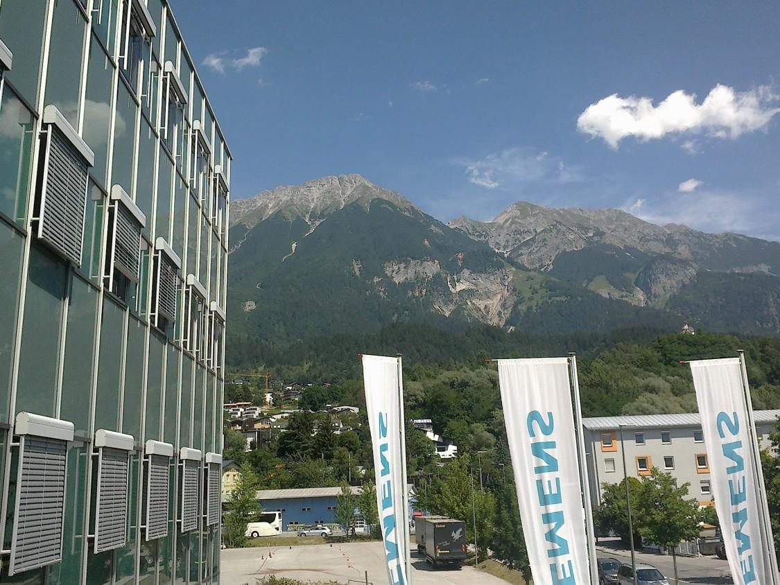 Siemens Niederlassung Innsbruck